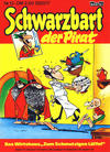 Cover for Schwarzbart der Pirat (Bastei Verlag, 1980 series) #13