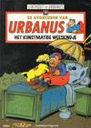 Cover for De avonturen van Urbanus (Standaard Uitgeverij, 1996 series) #20 - Het kunstmatige weeskindje