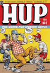 Cover for Hup (Robert Crumb, 2014 series) #4