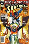 Cover Thumbnail for Superman (1987 series) #80 [Newsstand]