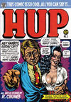 Cover for Hup (Robert Crumb, 2014 series) #1