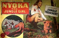 Cover Thumbnail for Nyoka the Jungle Girl (Cleland, 1949 series) #9