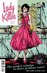 Cover Thumbnail for Lady Killer (Dark Horse, 2015 series) #1
