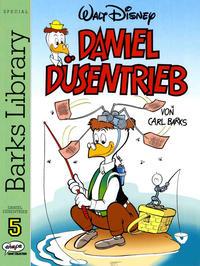 Cover Thumbnail for Barks Library Special - Daniel Düsentrieb (Egmont Ehapa, 1994 series) #5