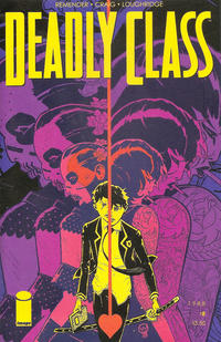Cover Thumbnail for Deadly Class (Image, 2014 series) #8