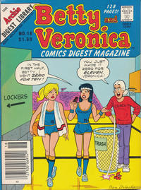 Cover Thumbnail for Betty and Veronica Comics Digest Magazine (Archie, 1983 series) #18 [Canadian]