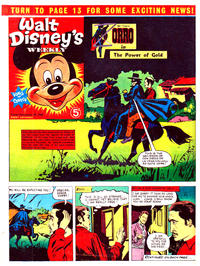 Cover Thumbnail for Walt Disney's Weekly (Disney/Holding, 1959 series) #v2#48