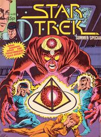 Cover Thumbnail for Star Trek Summer Special (Marvel UK, 1981 series)