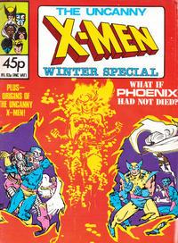 Cover Thumbnail for X-Men Winter Special (Marvel UK, 1981 series) #[1981]