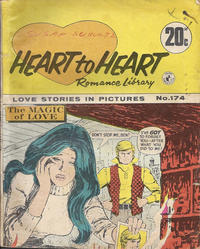 Cover Thumbnail for Heart to Heart Romance Library (K. G. Murray, 1958 series) #174