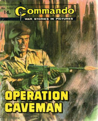Cover Thumbnail for Commando (D.C. Thomson, 1961 series) #1468