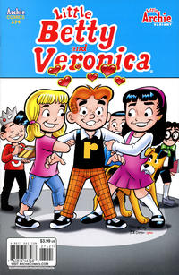 Cover Thumbnail for Betty and Veronica (Archie, 1987 series) #274 [Little Betty & Veronica variant]