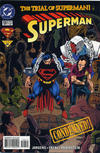 Cover for Superman (DC, 1987 series) #106 [Newsstand]