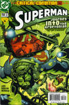 Cover for Superman (DC, 1987 series) #158 [Direct Sales]