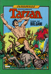Cover for Tarzan album (Atlantic Forlag, 1977 series) #1/1986 - Tarzan gavealbum