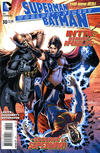Cover for Worlds' Finest (DC, 2012 series) #30