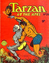 Cover for Tarzan of the Apes (New Century Press, 1954 ? series) #25
