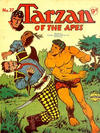 Cover for Tarzan of the Apes (New Century Press, 1954 ? series) #27