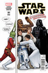 Cover Thumbnail for Star Wars (2015 series) #1 [John Tyler Christopher Humorous Color Variant]