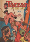Cover for Tarzan of the Apes (New Century Press, 1954 ? series) #33