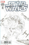 Cover for Star Wars (Marvel, 2015 series) #1 [Alex Ross Sketch Variant]