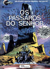 Cover for Valérian, agente espácio-temporal (Meribérica, 1980 series) #5 - Os Pássaros do Senhor