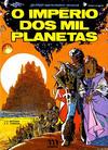 Cover for Valérian, agente espácio-temporal (Meribérica, 1980 series) #2 - O Império dos Mil Planetas