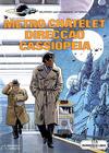 Cover for Valérian, agente espácio-temporal (Meribérica, 1980 series) #9 - Metro Châtelet Direcção Cassiopeia