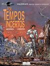 Cover for Valérian, agente espácio-temporal (Meribérica, 1980 series) #18