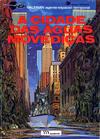 Cover for Valérian, agente espácio-temporal (Meribérica, 1980 series) #1 - A Cidade das Águas Movediças