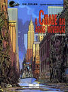 Cover for Valérian, agente espácio-temporal (Meribérica, 1980 series) #1 - A Cidade das Águas Movediças [Edição de 2001]