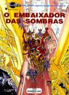 Cover for Valérian, agente espácio-temporal (Meribérica, 1980 series) #6 [Edição de 1993]