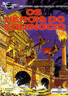 Cover for Valérian, agente espácio-temporal (Meribérica, 1980 series) #8 [Edição de 1983]