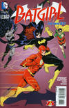 Cover Thumbnail for Batgirl (2011 series) #38 [Flash 75th Anniversary Cover]