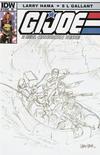 Cover Thumbnail for G.I. Joe: A Real American Hero (2010 series) #188 [Cover RI]