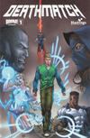 Cover Thumbnail for Deathmatch (2012 series) #1 [Hastings]