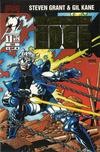 Cover for Edge (Malibu, 1994 series) #1 [Gold Edition]