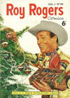 Cover for Roy Rogers Comics (World Distributors, 1951 series) #45