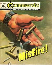 Cover Thumbnail for Commando (D.C. Thomson, 1961 series) #1044