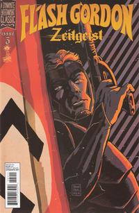 Cover Thumbnail for Flash Gordon: Zeitgeist (Dynamite Entertainment, 2011 series) #3 [Cover C (1-in-10) Francesco Francavilla]
