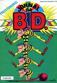Cover Thumbnail for Jornal da B.D. (Sojornal, 1982 series) #49
