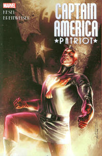 Cover Thumbnail for Captain America: Patriot (Marvel, 2011 series)