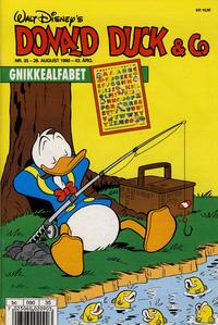 Cover Thumbnail for Donald Duck & Co (Hjemmet / Egmont, 1948 series) #35/1990