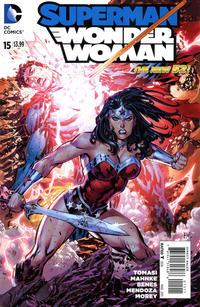Cover Thumbnail for Superman / Wonder Woman (DC, 2013 series) #15