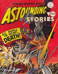 Cover Thumbnail for Astounding Stories (Alan Class, 1966 series) #152