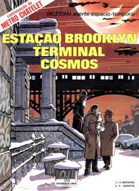Cover Thumbnail for Valérian, agente espácio-temporal (Meribérica, 1980 series) #10