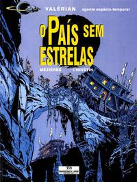 Cover Thumbnail for Valérian, agente espácio-temporal (Meribérica, 1980 series) #3 [Edição de 2001]
