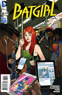 Cover Thumbnail for Batgirl (DC, 2011 series) #38 [Direct Sales]