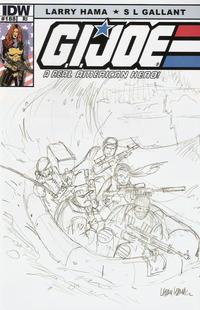 Cover Thumbnail for G.I. Joe: A Real American Hero (IDW, 2010 series) #188 [Cover RI]