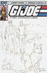 Cover Thumbnail for G.I. Joe: A Real American Hero (IDW, 2010 series) #192 [Cover RI]